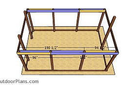 16X24 Pole Barn Plans | Myoutdoorplans | Free Woodworking with regard to 16 X 24 Pole Barn Plans
