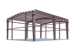 20X40 Metal Building Packages: Quick Prices | General in 20X20 Pole Barn Plans