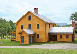 A Net-Zero-Energy New Old Farmhouse - Restoration & Design inside Old Farmhouse Plans