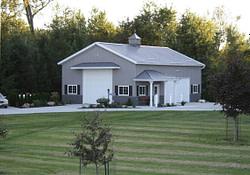 Kroeze | Pole Buildings, Post Frame Building, Barn Garage for Large Pole Barn Plans