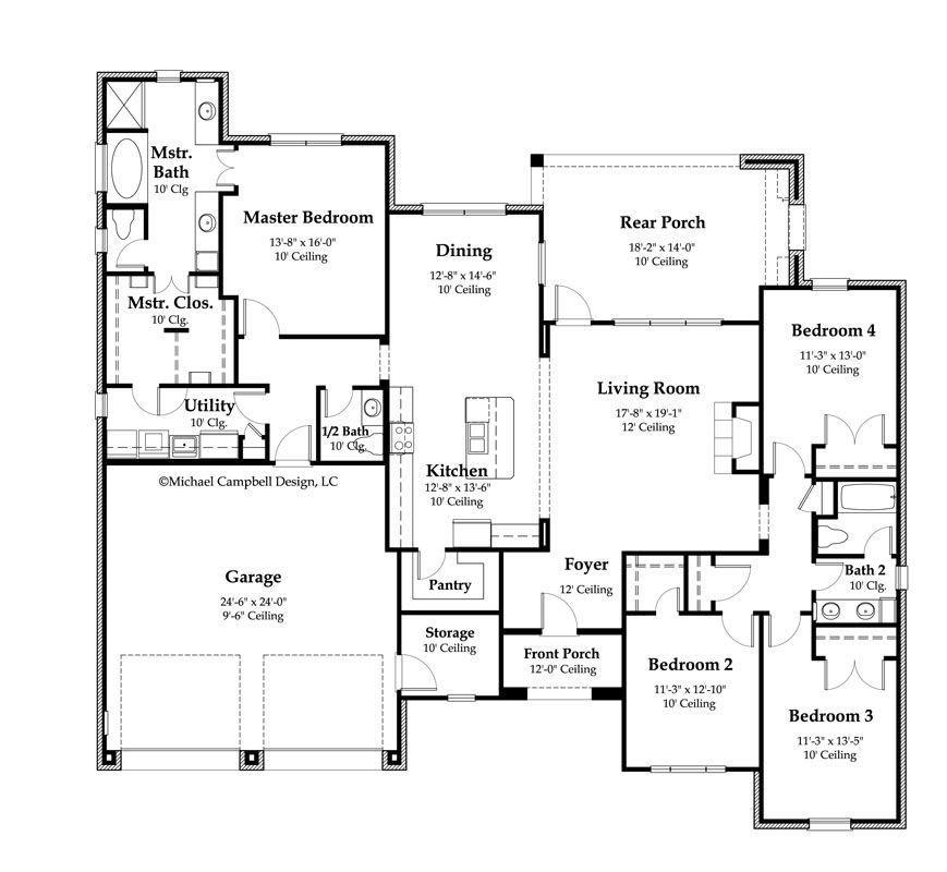 Amazing Large Barndominium Floor Plans   French Country pertaining to Barndominium Floor Plans 5 Bedroom