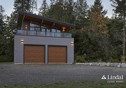 Alder Small Studio Apartment | Cedar Homes, Garage Guest inside Contemporary Garage Apartment Plans