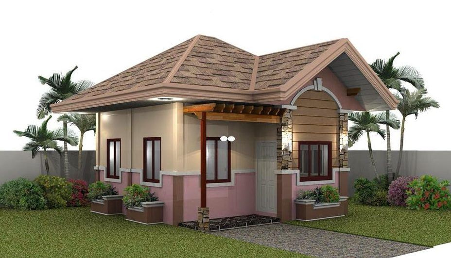 25 Impressive Small House Plans For Affordable Home with Small One Level Farmhouse Plans