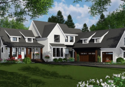 Modern Farmhouse Plan: 3,052 Square Feet, 4 Bedrooms, 3.5 throughout Farmhouse Plans Modern