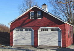 Garage Plans & Ideas - Design Your Own | Woodtex Website regarding Prefab Garage With Living Quarters