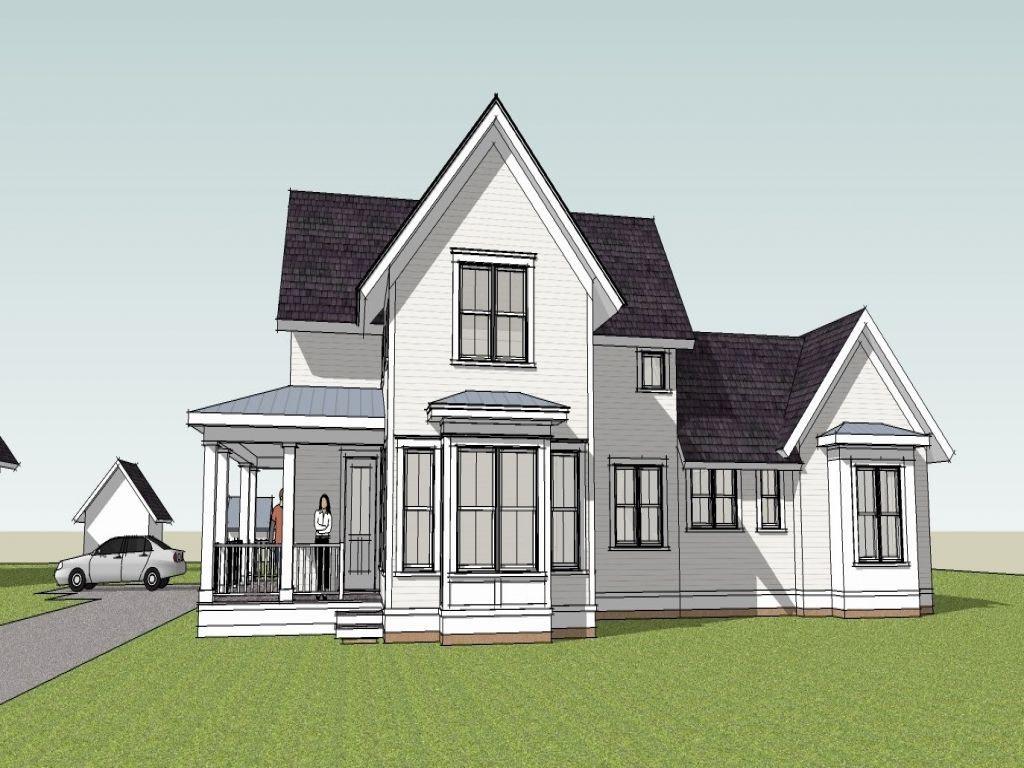 Old Farmhouse House Plans Simple Farmhouse House Plans throughout Small One Level Farmhouse Plans