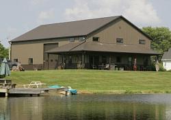 Metal Barns With Living Quarters Iowa | Joy Studio Design throughout Pole Barn Garage With Living Quarters