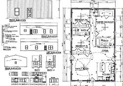 Rau Builders New 1500 Sq Ft Barndominium Special pertaining to Barndominium Floor Plans One Story