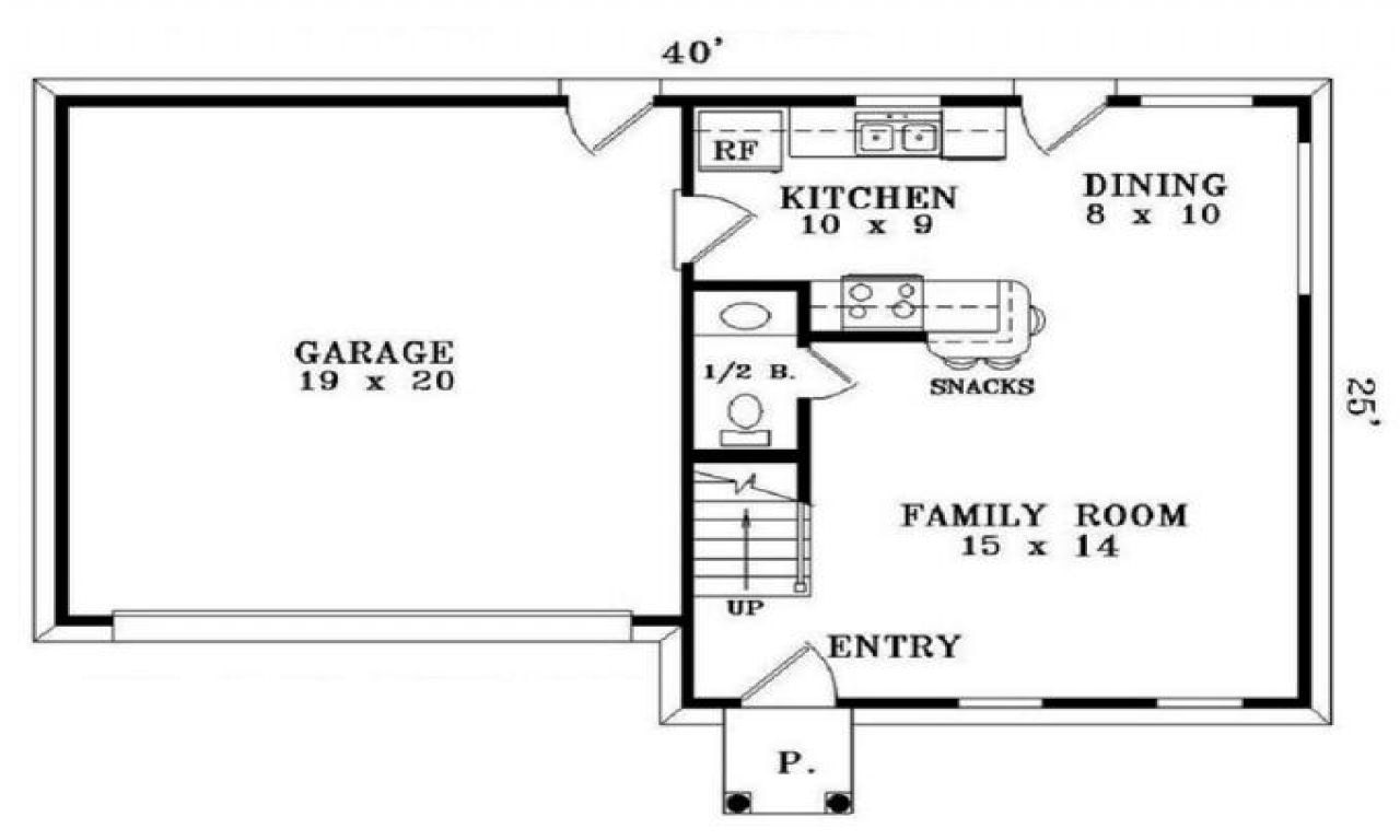 Small House Floor Plans Philippines Simple Small House inside Small One Level Farmhouse Plans