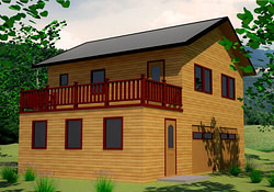 Garage Apartment Plan | Earthbag House Plans with regard to Barn Garage Apartment Plans