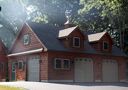 Custom Garage Builders | Prefab Garages For Sale | Zook Cabins with regard to Prefab Garage With Living Quarters Above