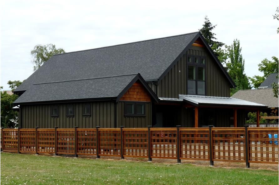 Barn Style House Plan - 3 Bedrms, 3 Baths - 2291 Sq Ft with regard to Barndominium Floor Plans 5 Bedroom