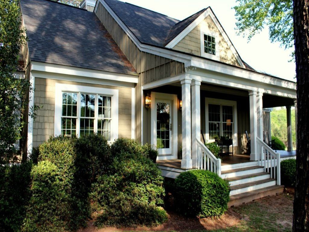 Southern Living Cottage Decorating Southern Living Cottage with regard to Small Farmhouse Plans With Pictures