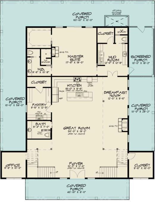 Modern Barndominium Floor Plans - Home Decorated with Barndominium Pictures And Floor Plans