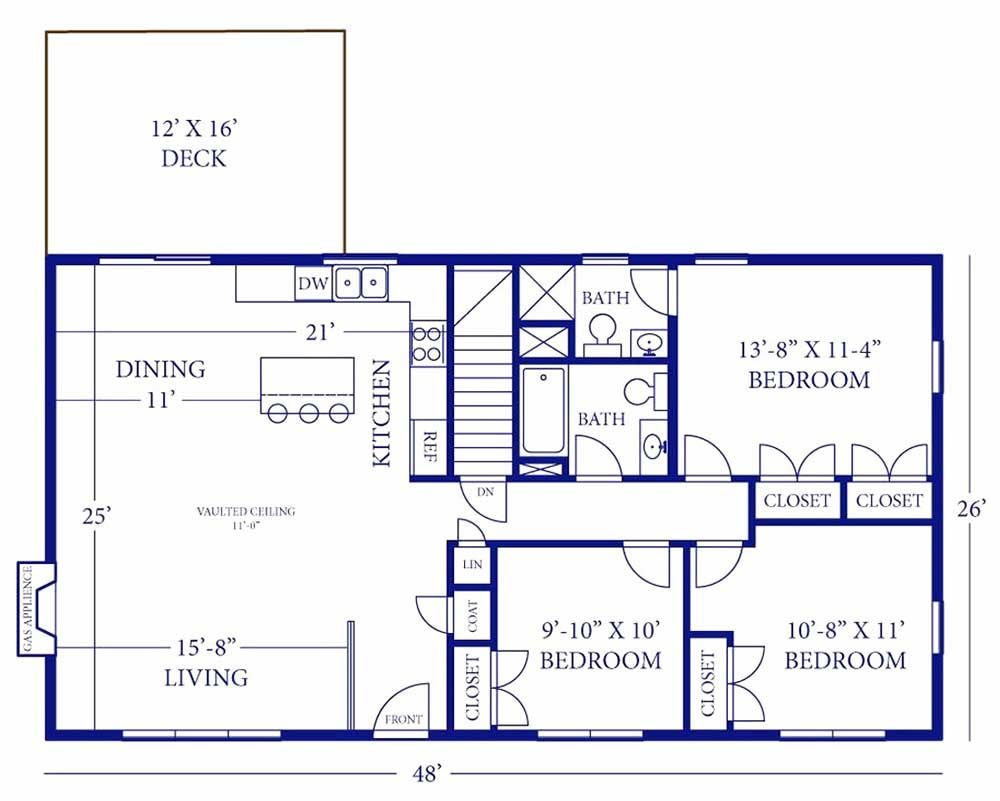 10 Amazing Barndominium Floor Plans For Your Best Home pertaining to Barndominium Pictures And Floor Plans