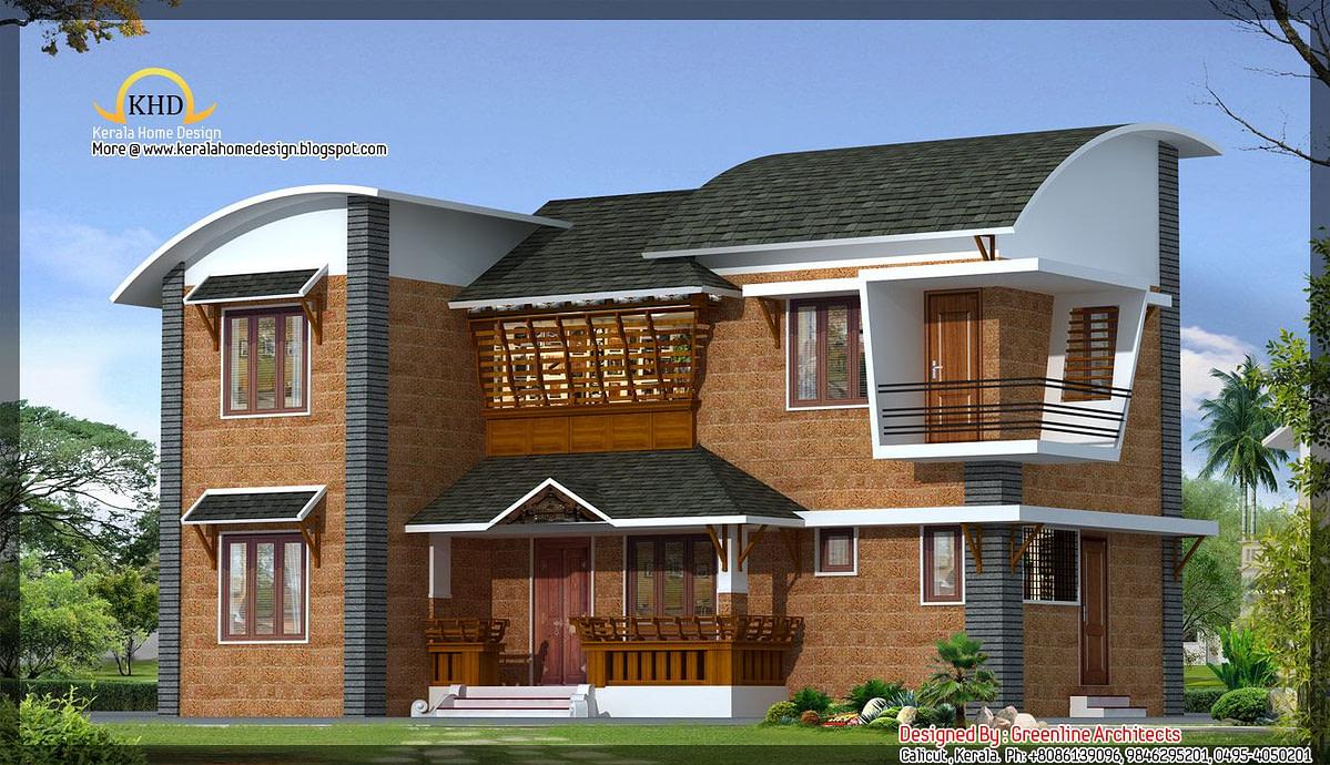 Modern Villa Architecture - 1600 Sq. Ft for Modern Farmhouse Plans 1600 Sq Ft