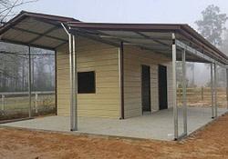Single Slope Carport Plans Cheap Metal Carports Lean - Can for Single Slope Pole Barn Plans