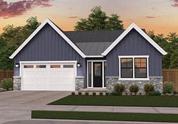 Cedar | One Story Craftsman Farmhousemark Stewart regarding Single Story Modern Farmhouse Plans