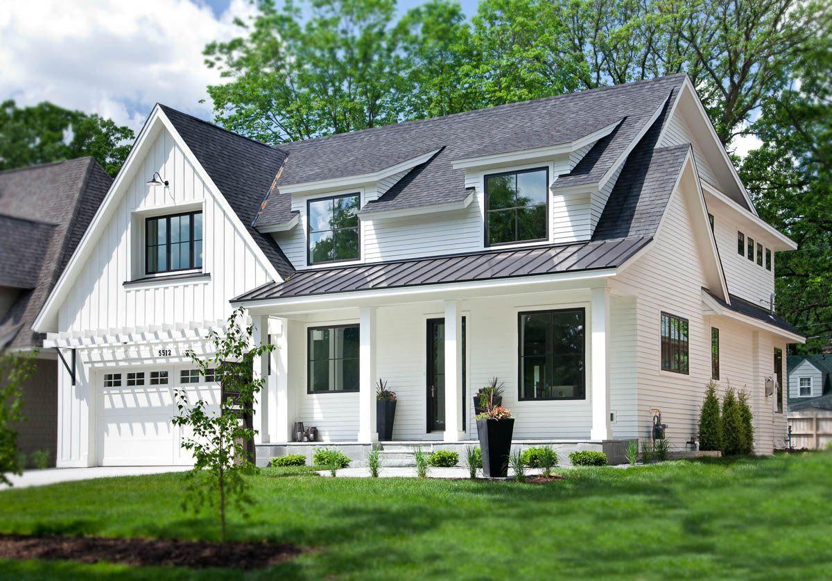 5512 Kellogg Avenue, Edina, Mn 55424   Artisan Home Tour throughout White Modern Farmhouse Plans Single Story