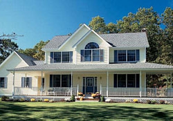 Country House Plans Farm Style House Plans With Wrap for Small Farmhouse Plans With Wrap Around Porch