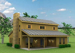 Mediterranean House Floor Plans In Addition Contemporary within Basic Pole Barn Plans