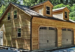 Pinsue. Bollenbacher On Garage | Prefab Garages in Log Cabin Garage With Living Quarters