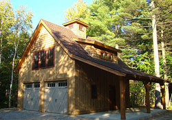 Outdoor: Alluring Pole Barn With Living Quarters For Your with regard to Large Garage With Living Quarters