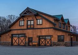 Daggett, Michigan Barn-Style Garage With Living Quarters intended for Barn Garage With Living Quarters