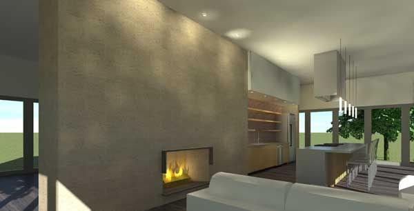 Modern House Plan - 1 Bedrooms, 1 Bath, 1600 Sq Ft Plan 39-109 inside Modern Farmhouse Plans 1600 Sq Ft