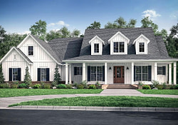 Modern Farmhouse Plan: 2,926 Square Feet, 4-5 Bedrooms, 3 intended for Modern Farmhouse Floor Plan
