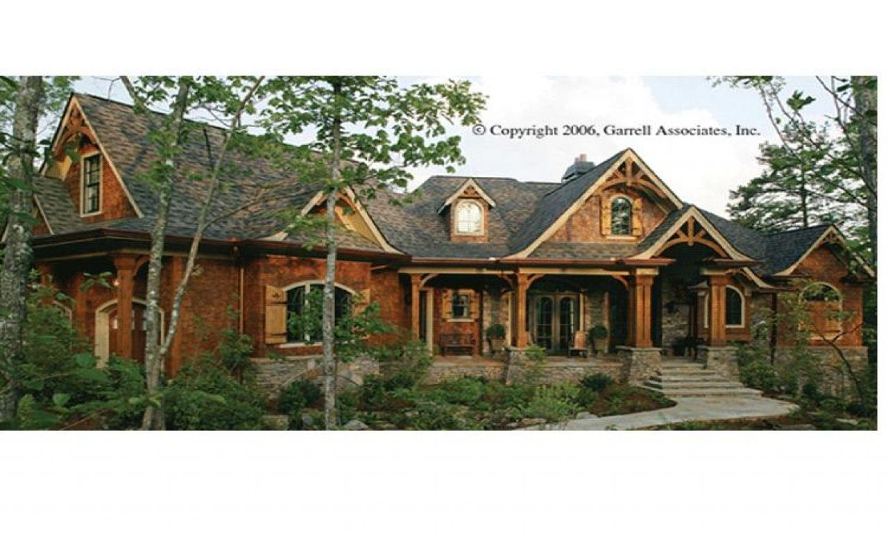 Small Mountain Home Plans Mountain Home Plans With inside Small Farmhouse Plans With Pictures