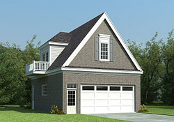 25 Awesome Detached Garage Inspirations For Your House with Detached Garage Apartment Plans