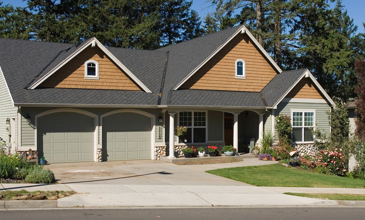 The Growth Of The Small House Plan - Buildipedia inside Small One Level Farmhouse Plans