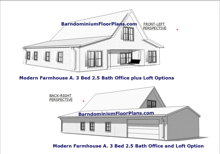 Barndominium Plans - Barndominiumfloorplans intended for Barndominium Floor Plans 5 Bedroom