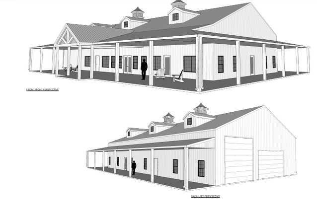 Barndominium Plans - Barndominiumfloorplans in Barndominium Floor Plans 5 Bedroom