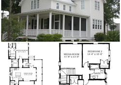 10 Modern Farmhouse Floor Plans I Love - Rooms For Rent Blog for Modern Farmhouse Floor Plans